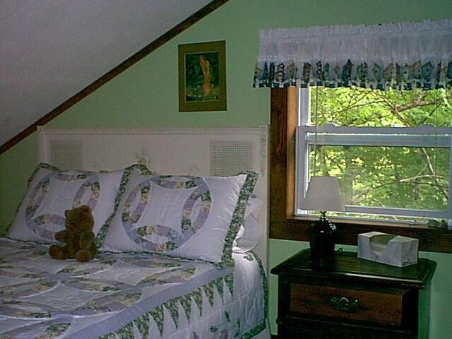 3rd Bedroom, upstairs.