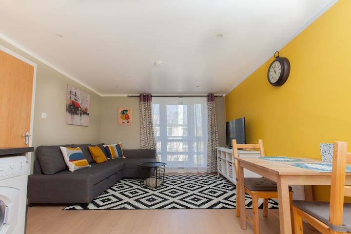 Smart and cosy apartment close to the city center