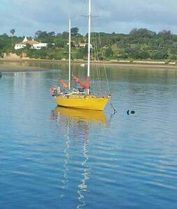 Dream sleep in sailingboat Gaea - Tazacorte - Kapal