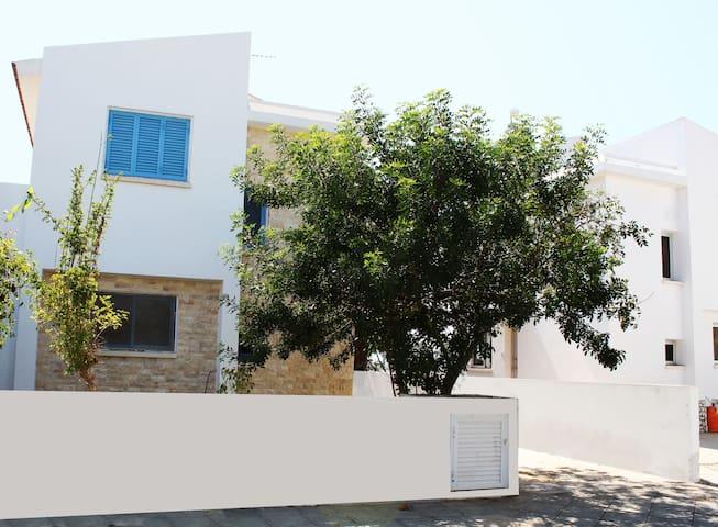 La casa del Olivo.