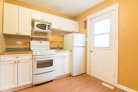 Small cozy suite in Yellowknife home. - Yellowknife - Apartamento
