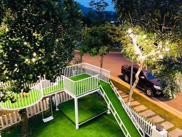 An Villa 1 - Xanh villas resort