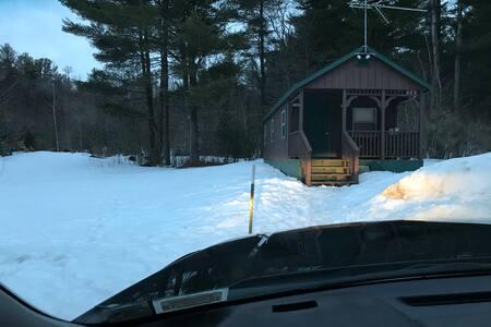 Redfield Snowmobiler's Dream