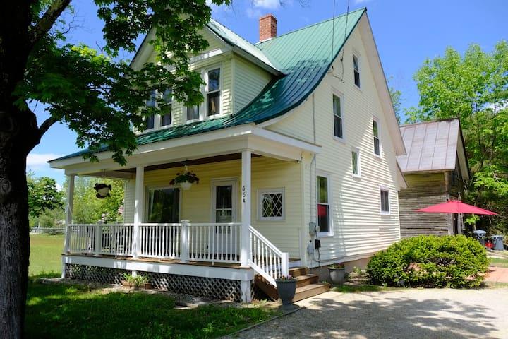 Intervale House