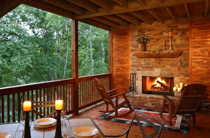 A Rolling River Cabin - Mineral Bluff