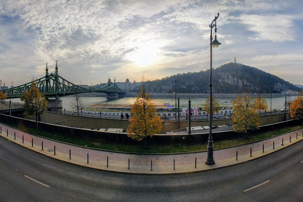 Airbnb Budapest City Center