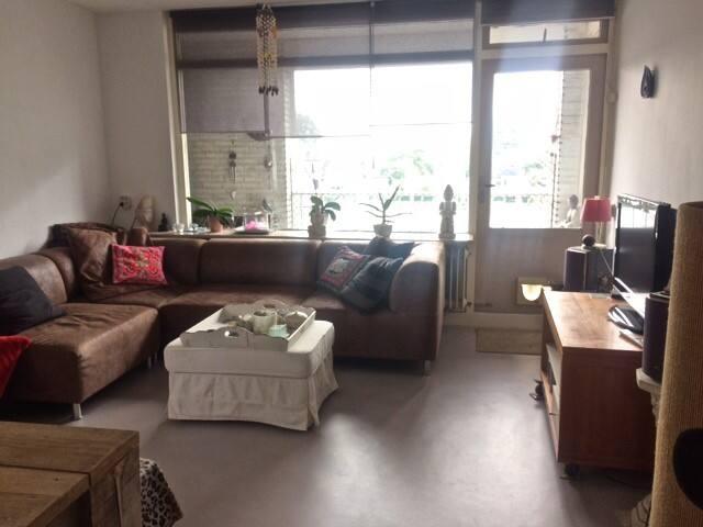 Gezellig appartement in het centrum van Oosterbeek