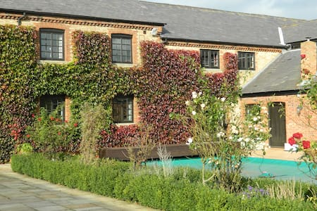 Amazing Barn Conversion near Woburn - Ridgmont - Bed & Breakfast