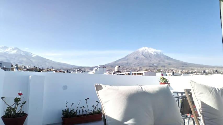 Mi CASA en Arequipa
