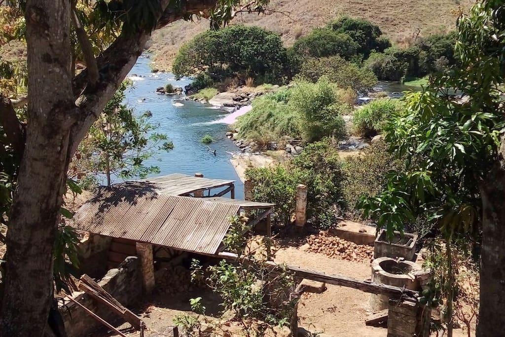 Antigo Engenho e Cachoeira