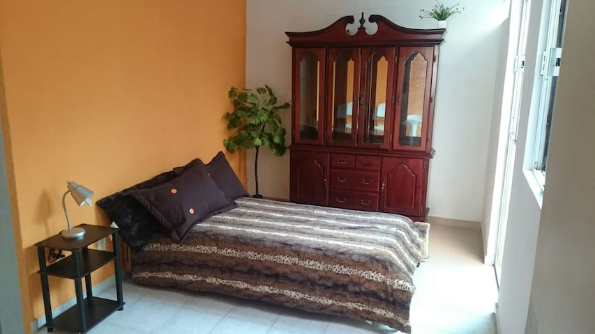 Close to Toluca downtown and Metepec area!
