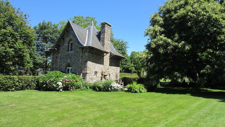 LA BOULANGERIE - BOUCEEL - MONT SAINT MICHEL - Vergoncey - House