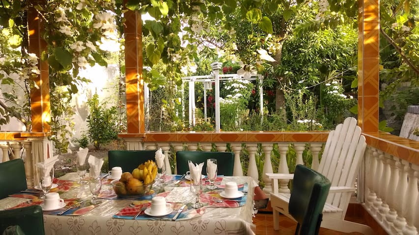 ★Paradise surrounded by nature★Terrace★Divine food