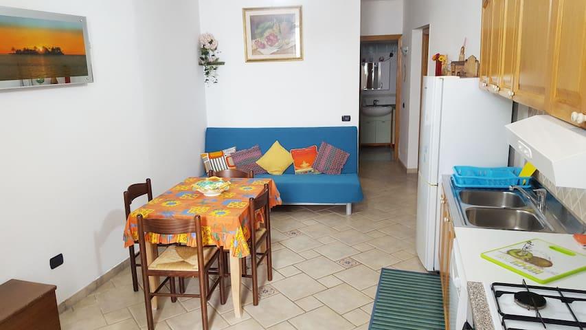 Salotto -cucina
