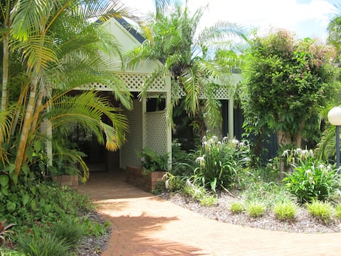 Idyllic peaceful bush retreat 5 kms from Samford