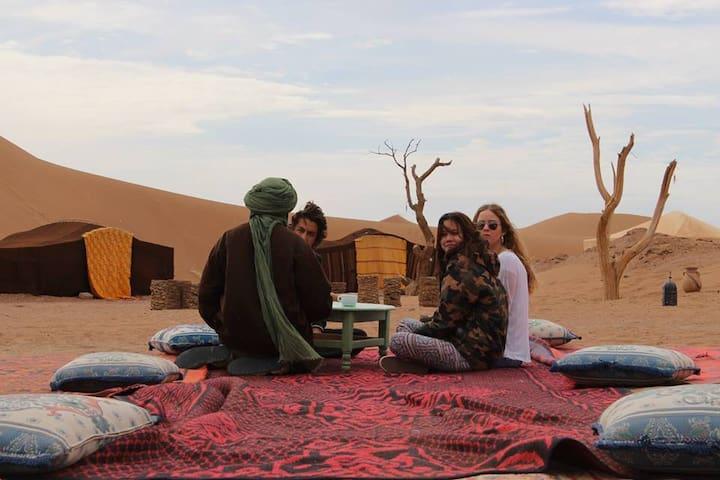 Zagora Desert Travel Camp
