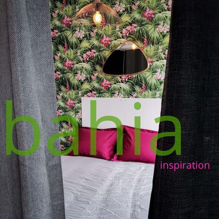 """""""Bahia"""" - T1bis meublé Angers proche centre-ville"""