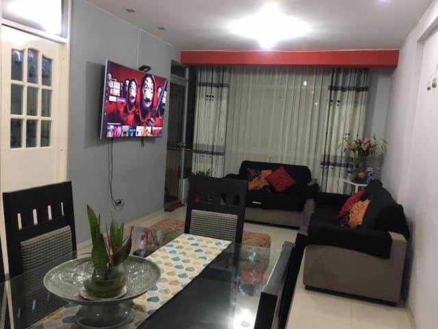 ¡ Siéntete como en casa !