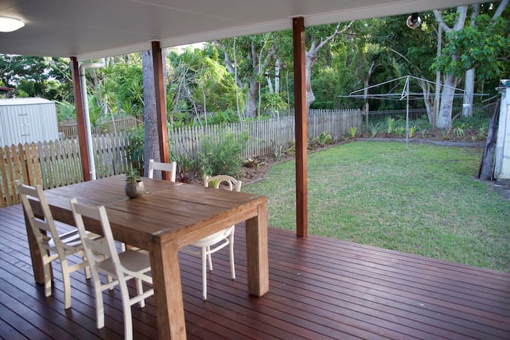 Beach Cottage in Central Yeppoon - Sleeps 7! - Yeppoon - Hus