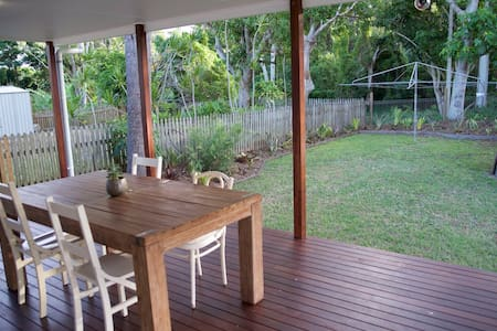 Beach Cottage in Central Yeppoon - Sleeps 7! - Yeppoon
