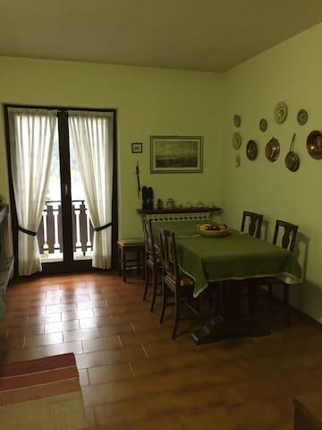 Appartamento Malesco Valle Vigezzo - Malesco - Appartement