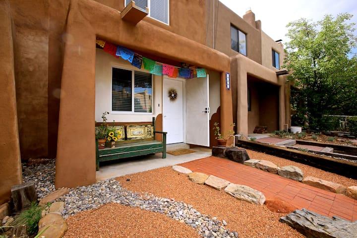 Stay in the heart of Santa Fe!