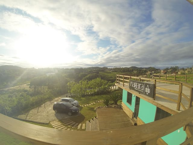 Apartamento Praia do Rosa / SC (centro) [1]