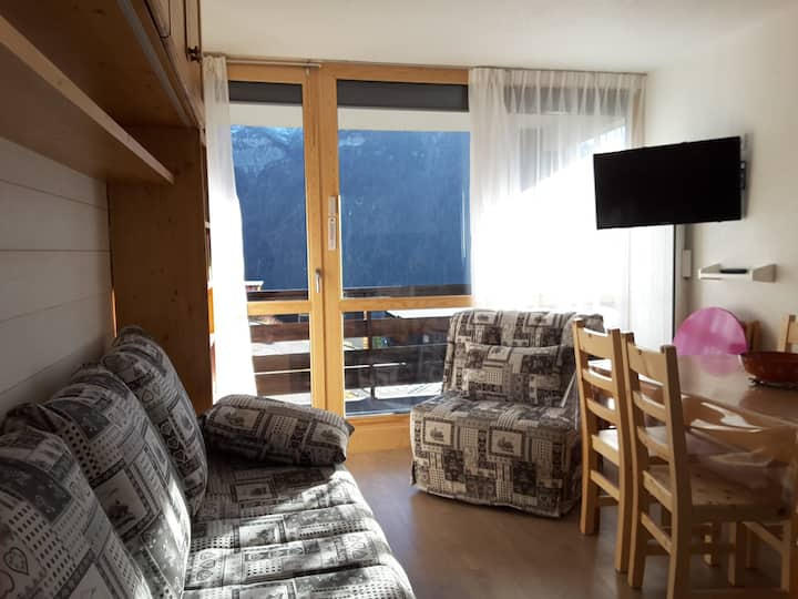 Nice renovated apartment for 5 closed to the slopes