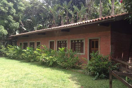 Suítes privadas perto de tudo - Guaramiranga