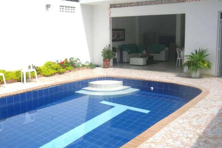 Alquiler casa de veraneo en Tocaima, Cundinamarca