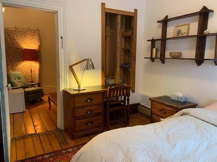 Private Room in Character Home by Halifax Harbour