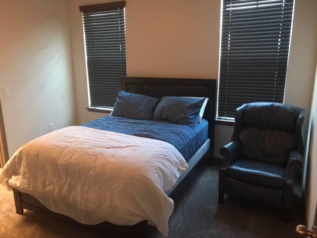 Modern, Comfortable bedroom in Luxury complex