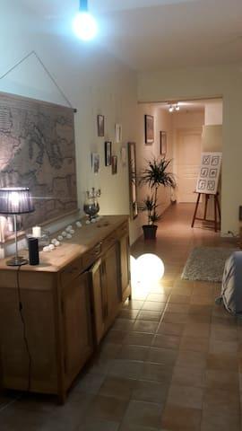 Chambre dans maison, 8 min de St Leonard - Saint-Léonard-de-Noblat - Rumah