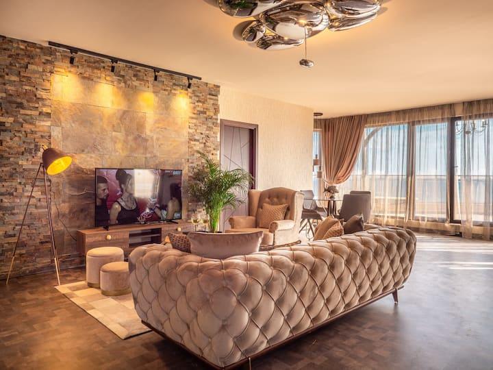 Luxury Sea View Penthouse in Svety Vlas