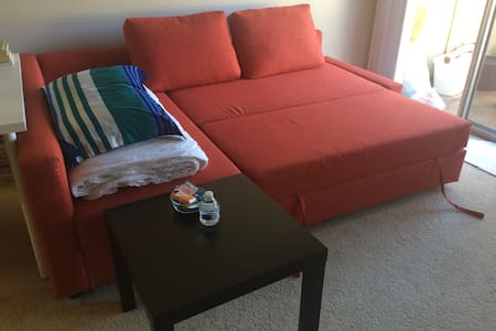 Huge, comfortable sofabed in SoCal - Laguna Hills