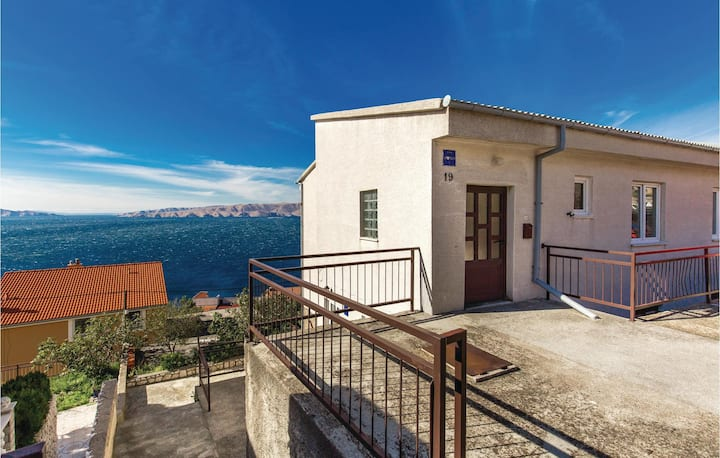 Awesome home in Senj with 3 Bedrooms