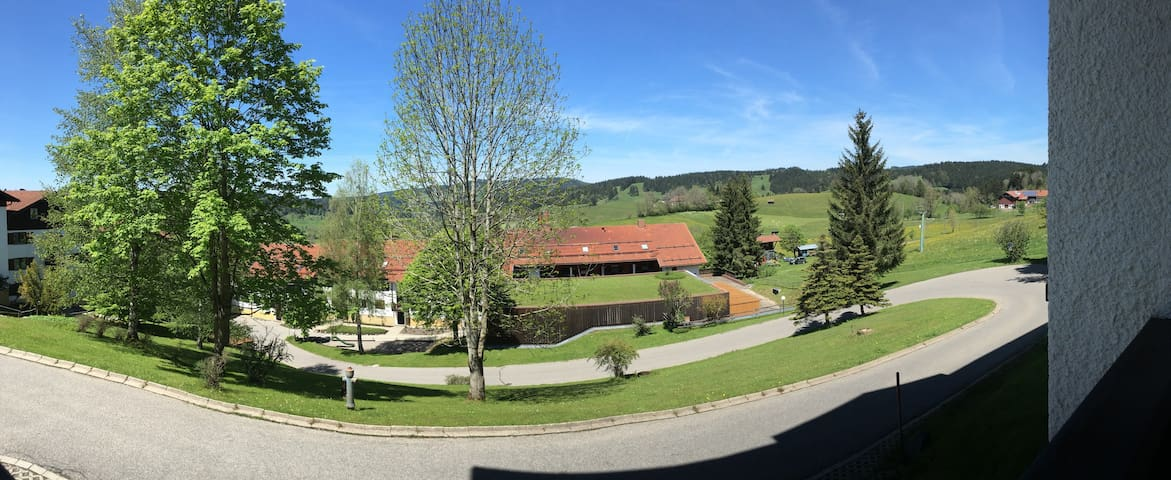 Ferienwohnung im Ferienpark Oberallgäu - Missen-Wilhams - Apartmen