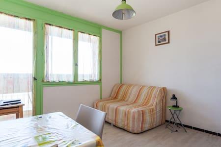 STUDIO IDEAL POUR CURES OU VACANCES - Balaruc-les-Bains - Apartment