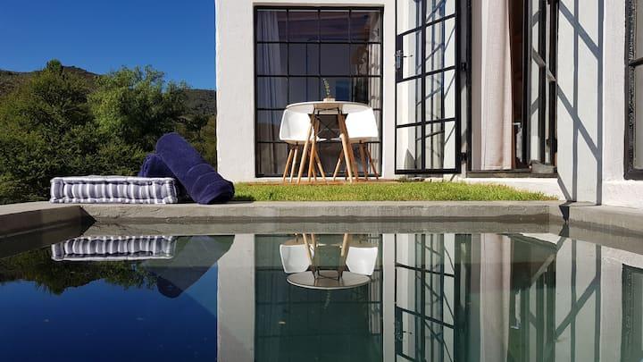 Villa Tafelberg @ De Kombuys Estate