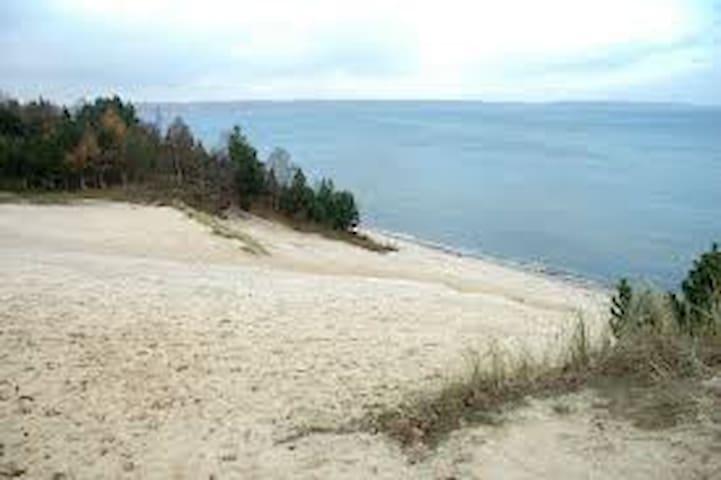 Idyl ved Danmarks bedste strand - Børkop - Cabin