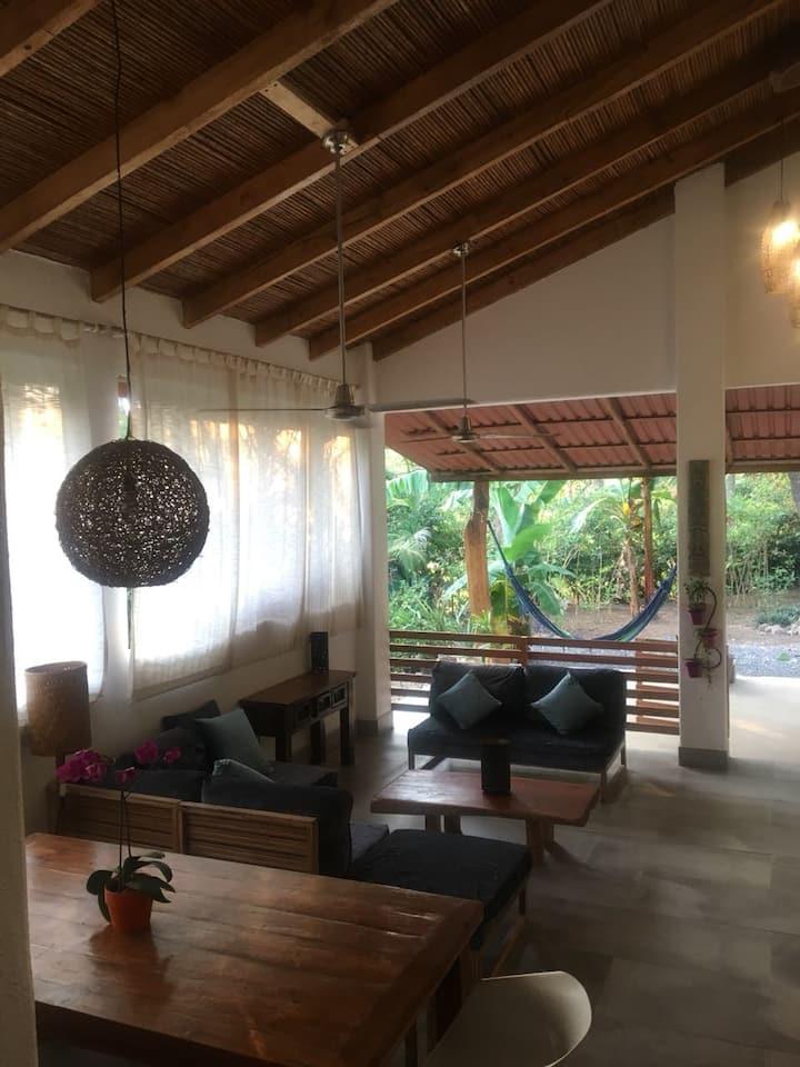 Casa Maya - cozy house near beach