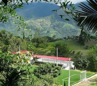 Hotel Campolaima Finca en Anolaima - Anolaima