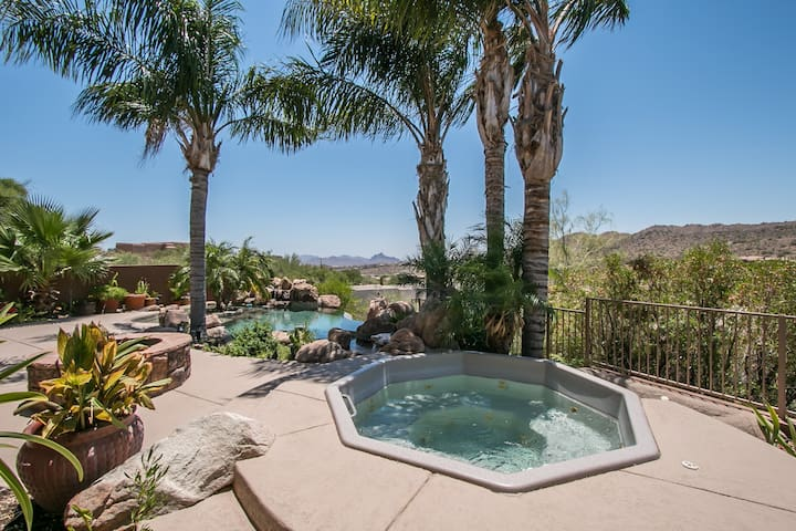 Fountain HIlls Home with Breathtaking Views!