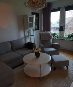 Trevlig liten lägenhet centralt i Lidköping.