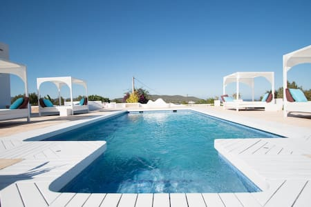 AMAZING VILLA  PRIVACY AND SEA VIEW - ibiza