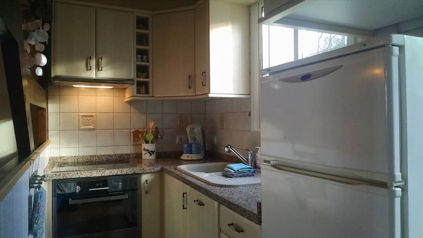 Keuken / La cocina