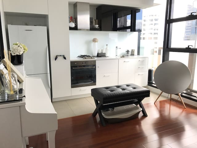 Modern accommodation in the heart of Melbourne - Melbourne - Apartemen