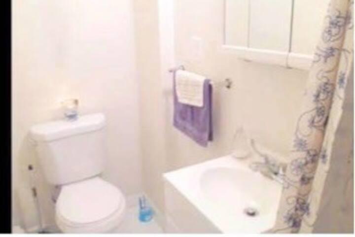 Washington Heights Private Room!