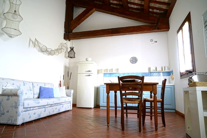 FARMHOUSE  Ca' Lealtà Apartment Caorle Venice
