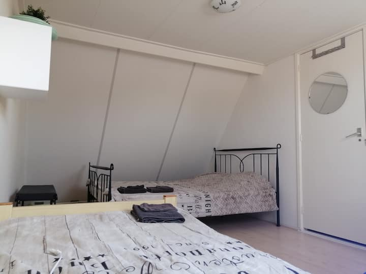 Kamer in Steenwijk (1-3p)